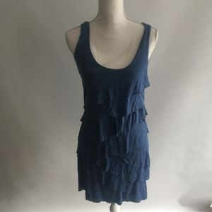 Dresses & Skirts - New York and Co Ruffled Tank  Dress